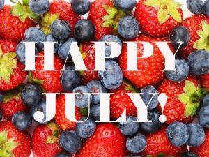 happy july
