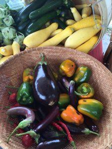summer veg